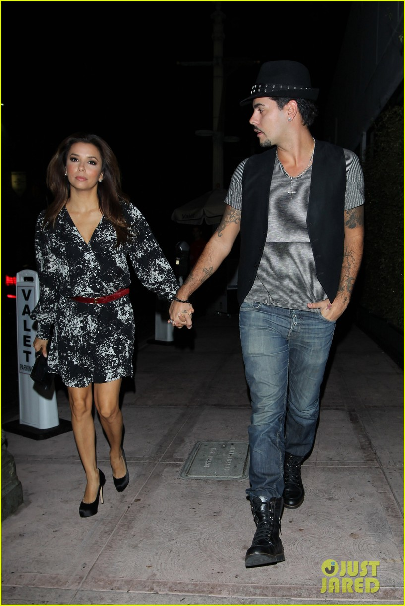 eva longoria eduardo night out 172590073