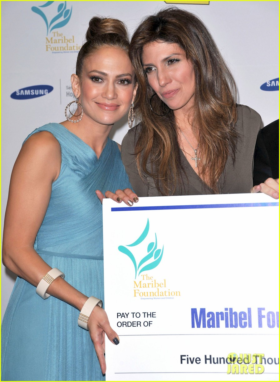 jennifer lopez best buy maribel foundation 02