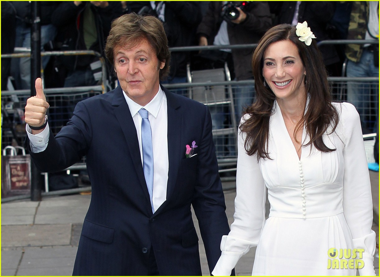 paul mccartney nancy shevell married 02