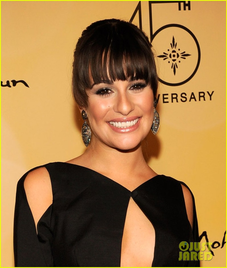 lea michele mohegan sun 05