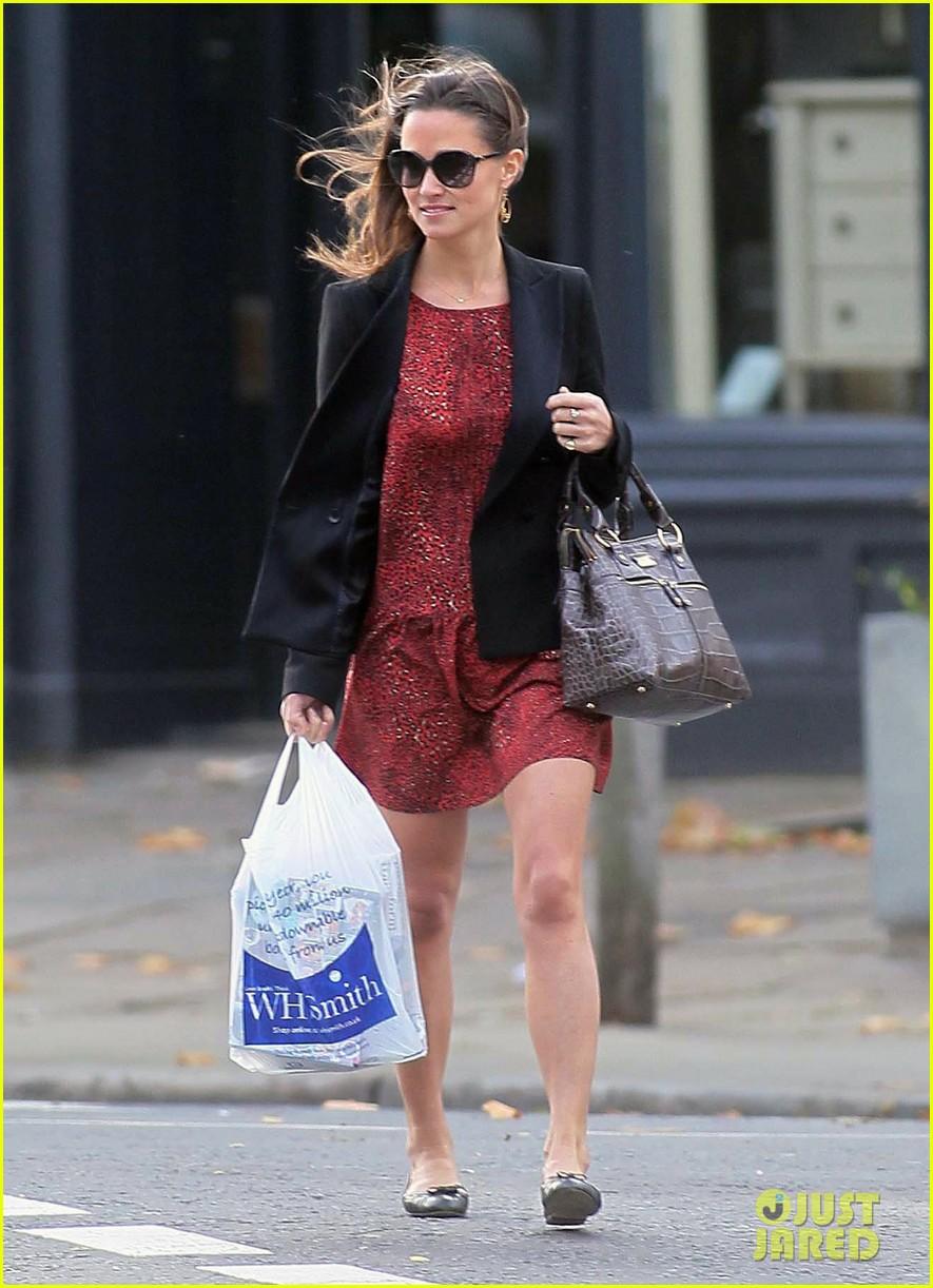 pippa middleton food shopping 08