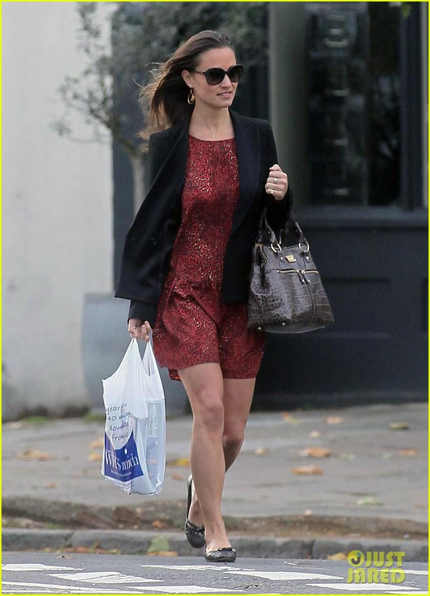 pippa middleton food shopping 092587542