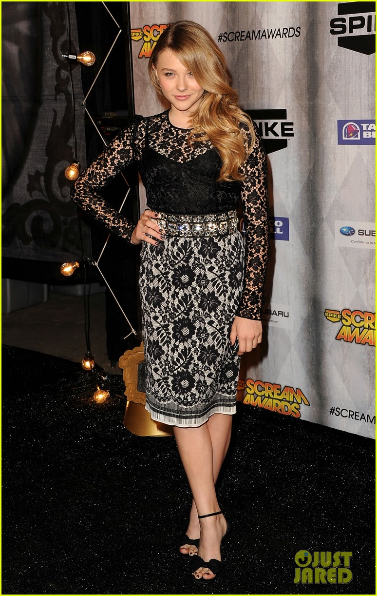 chloe moretz scream awards 2011 142590345