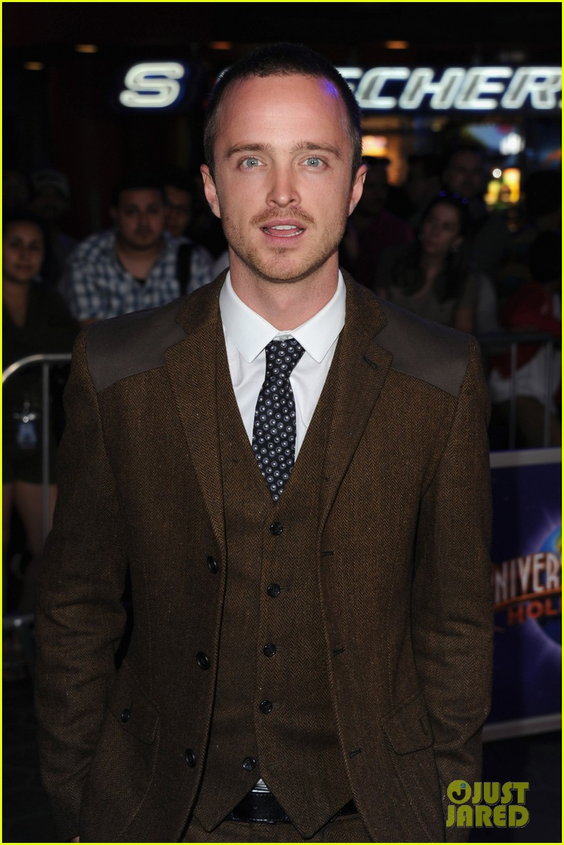 aaron paul thing premiere 012588810