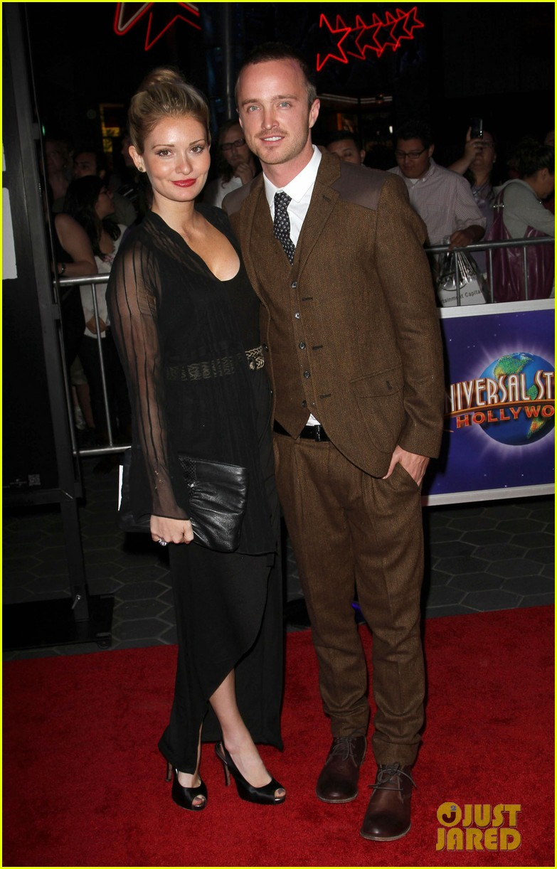 aaron paul thing premiere 022588811