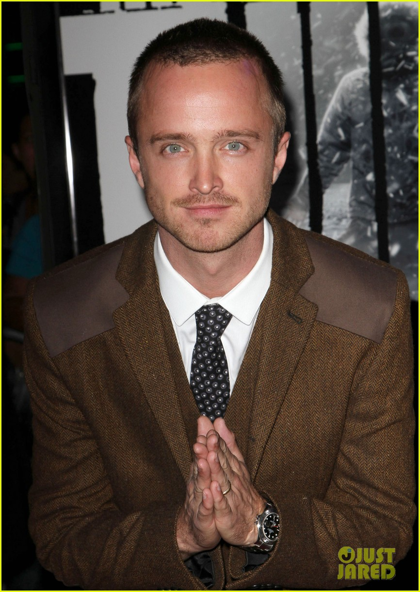 aaron paul thing premiere 03