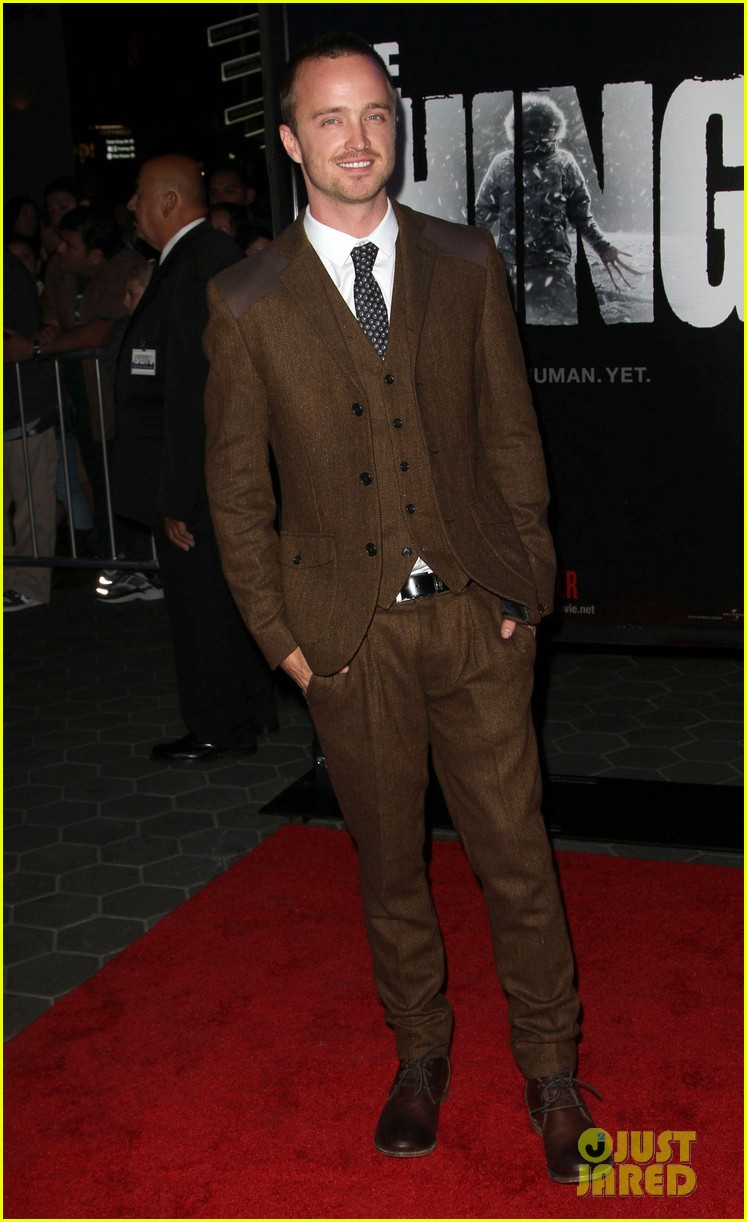 aaron paul thing premiere 04