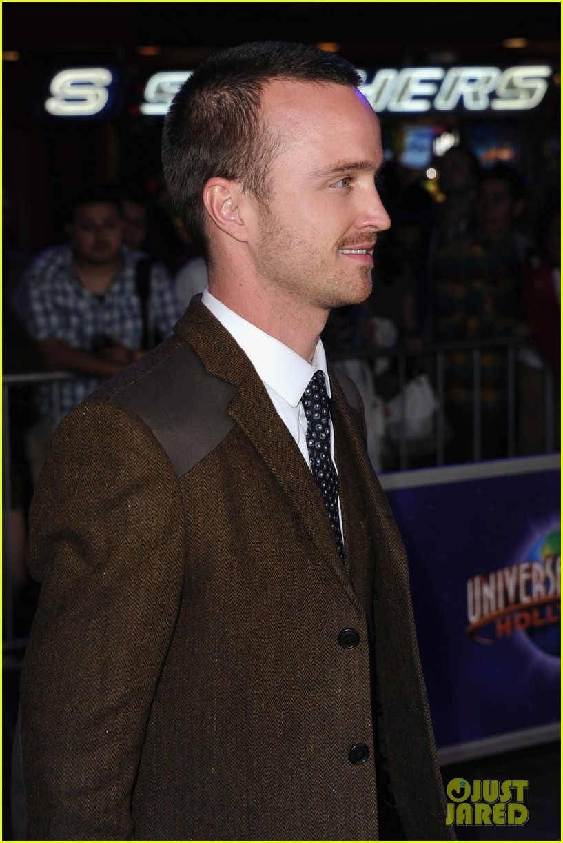 aaron paul thing premiere 07