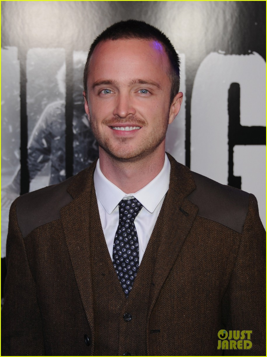 aaron paul thing premiere 08