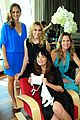 lindsay price sarah michelle baby shower 18
