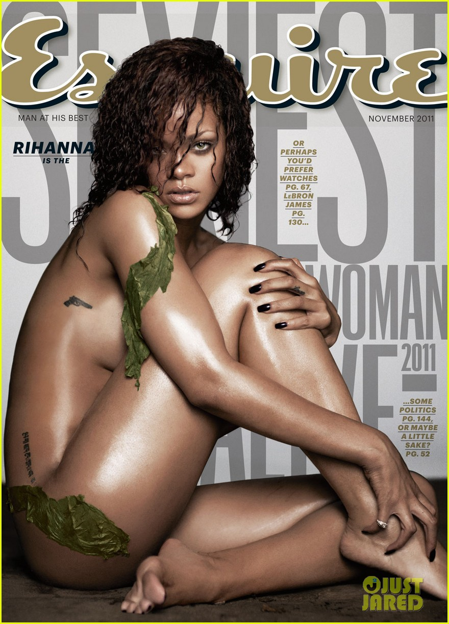 rihanna nude esquire november 2011 022588755