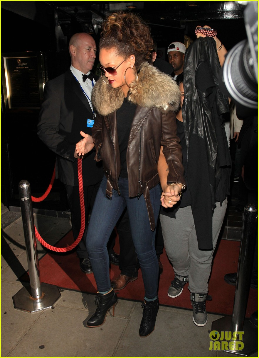rihanna stringfellows london 03