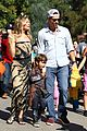 leann rimes eddie cibrian zoo day 05