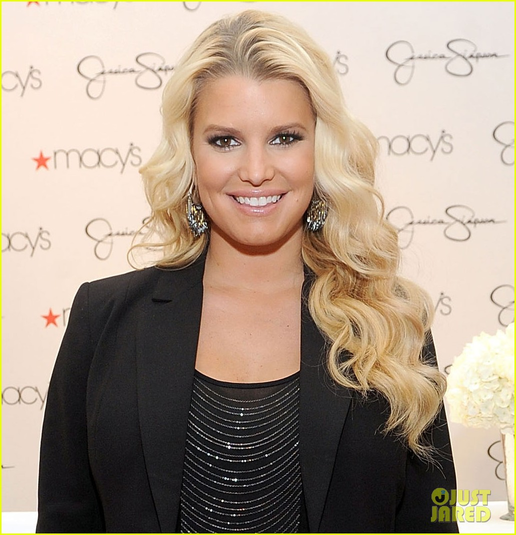 Jessica Simpson Ready To Wear Collection Launch Photo 2585990 Jessica Simpson Pictures Just Jared