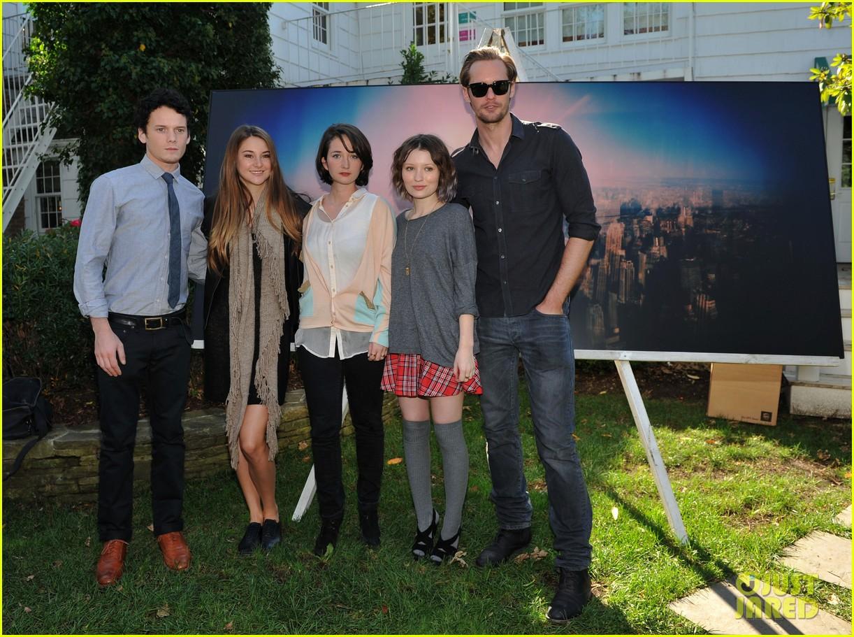 alexander skarsgard hamptons film festival breakthrough performer 062590367