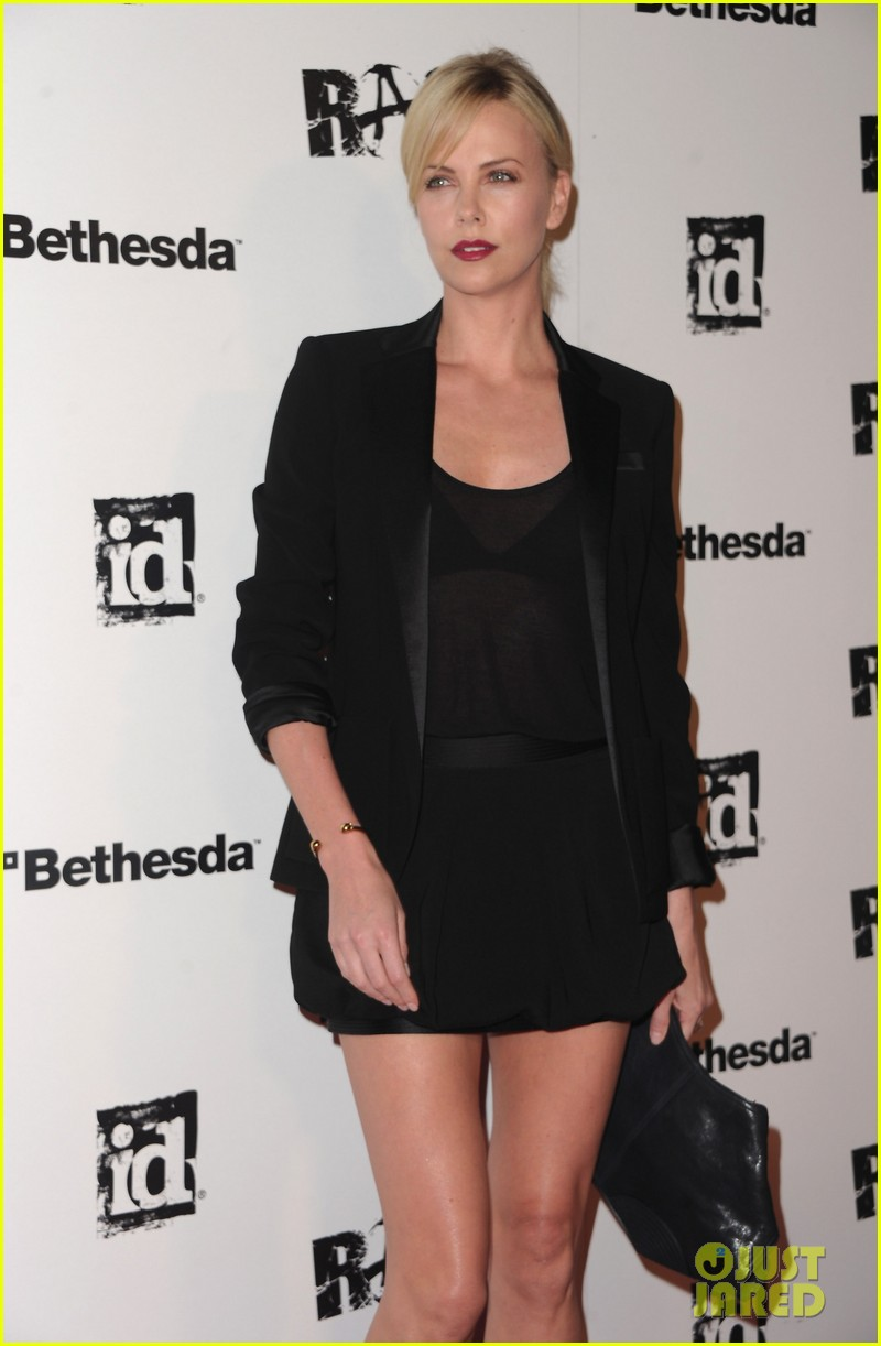 charlize theron stacy keibler rage launch party 152585638