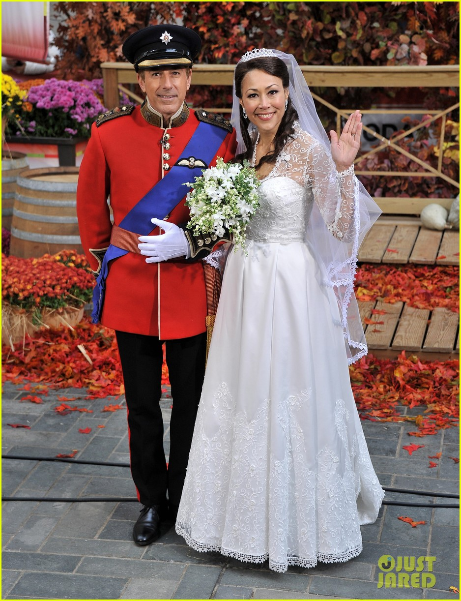 today show halloween kate middleton pippa prince william 01 - Royal Wedding Today