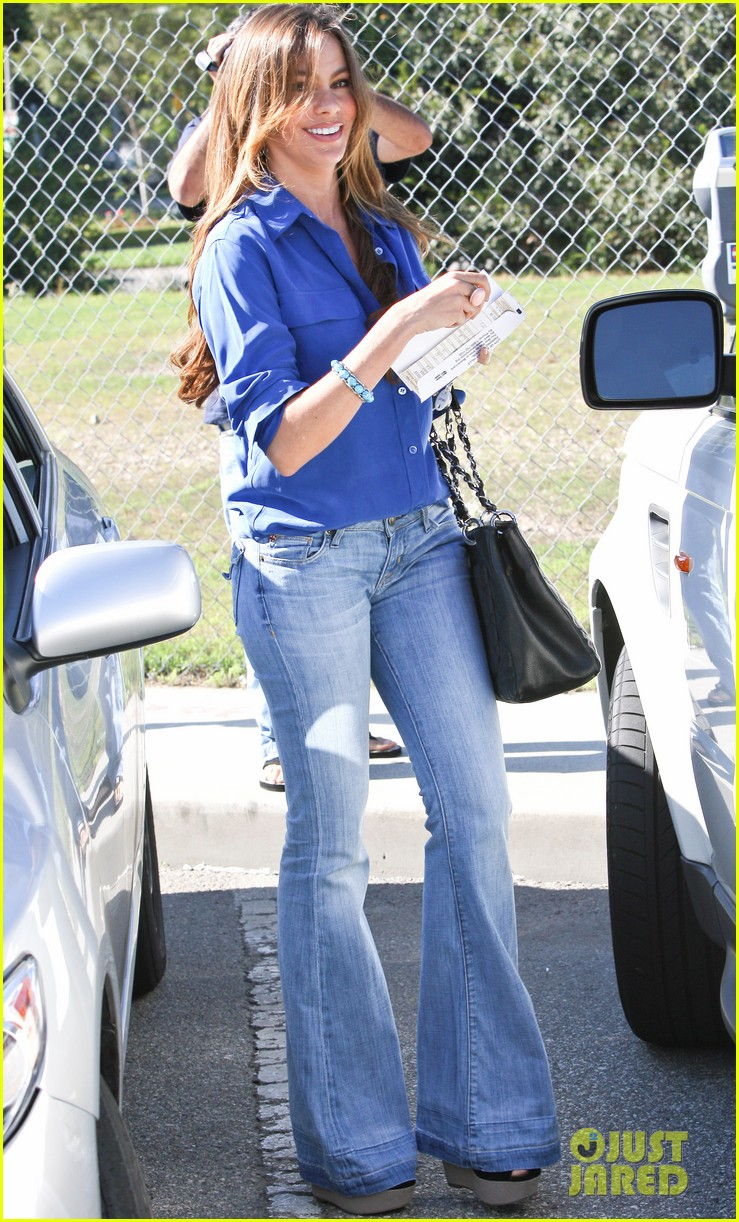 sofia vergara parking ticket blues 05