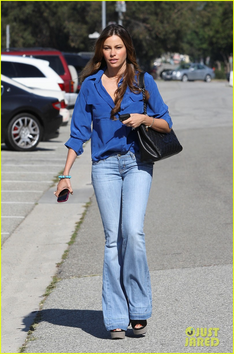 sofia vergara parking ticket blues 10