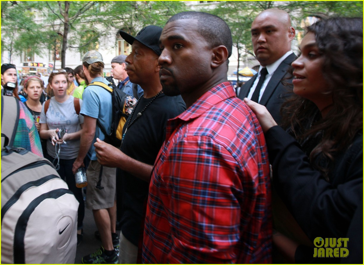kanye west occupy wallst 04