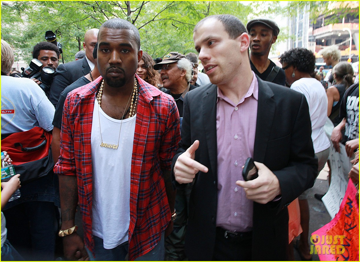 kanye west occupy wallst 052588665