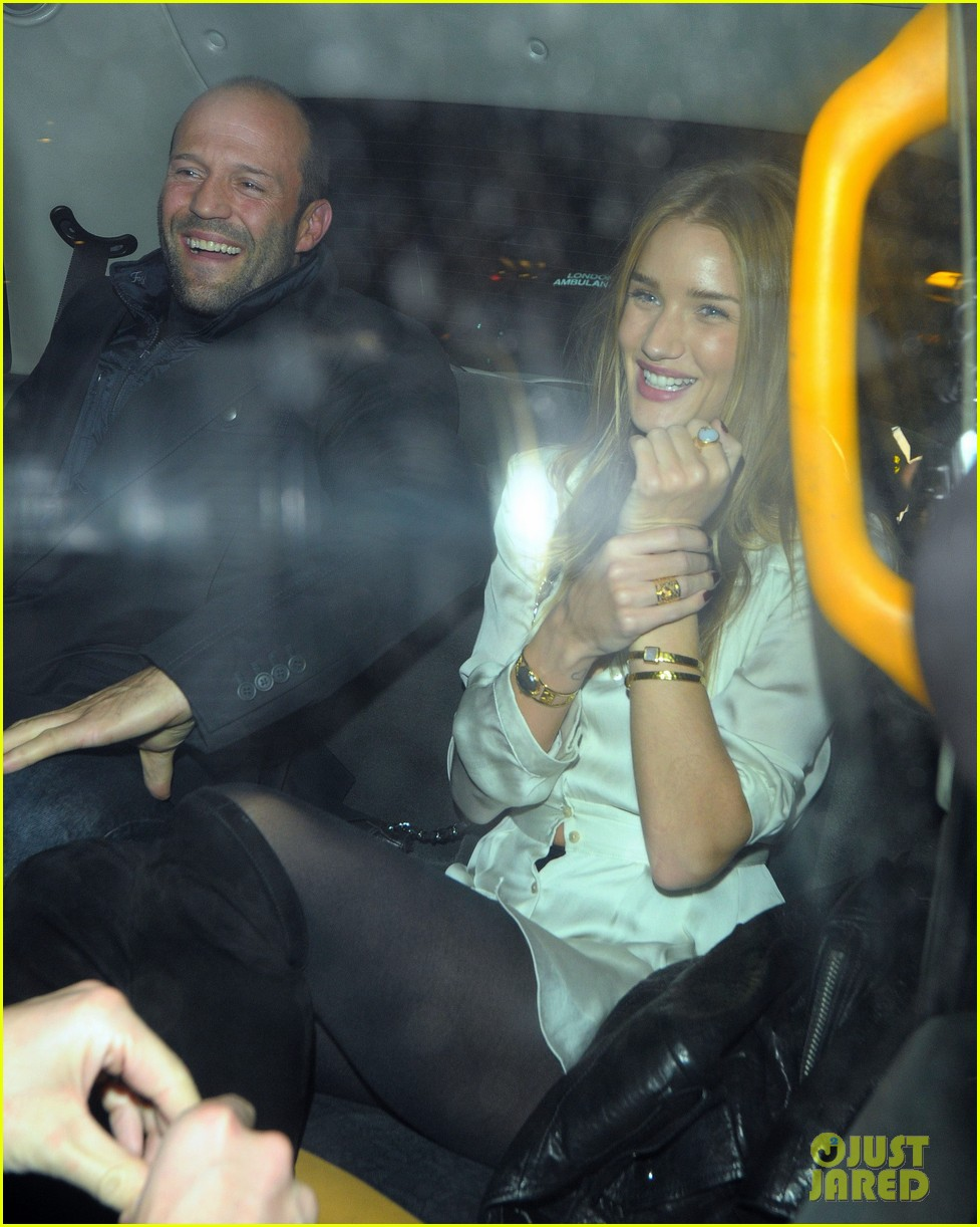 rosie huntington whiteley jason statham nobu lovers 01