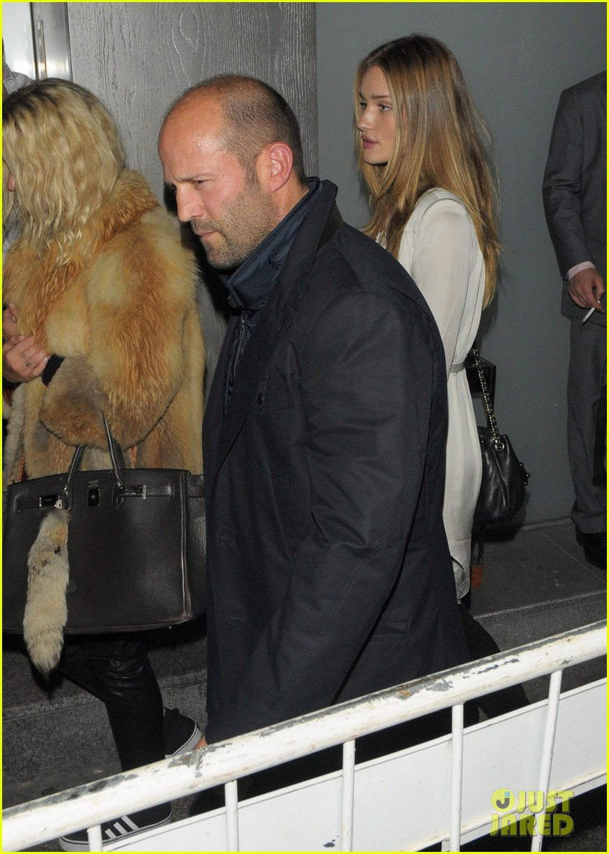 rosie huntington whiteley jason statham nobu lovers 052589391