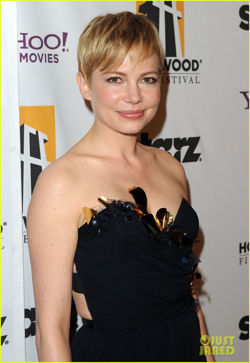 michelle williams hollywood film awards 05