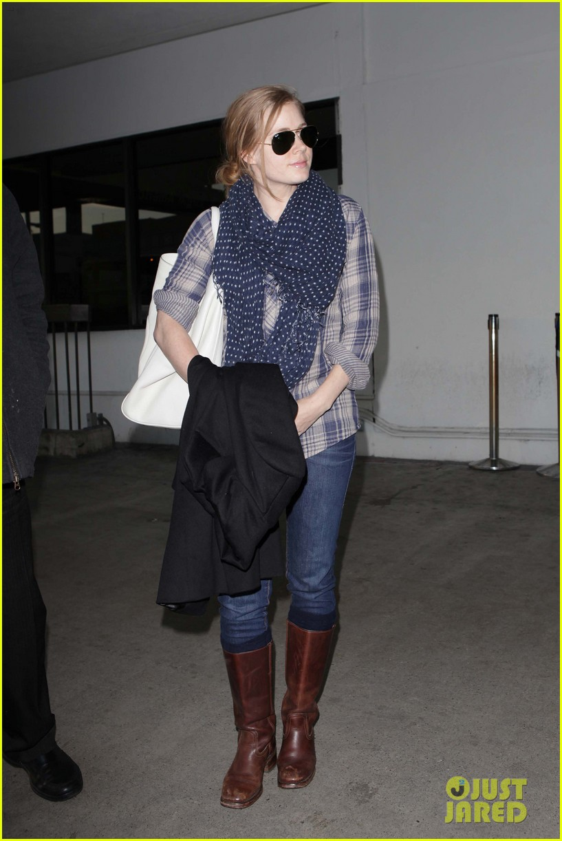 amy adams lax arrival 012603192