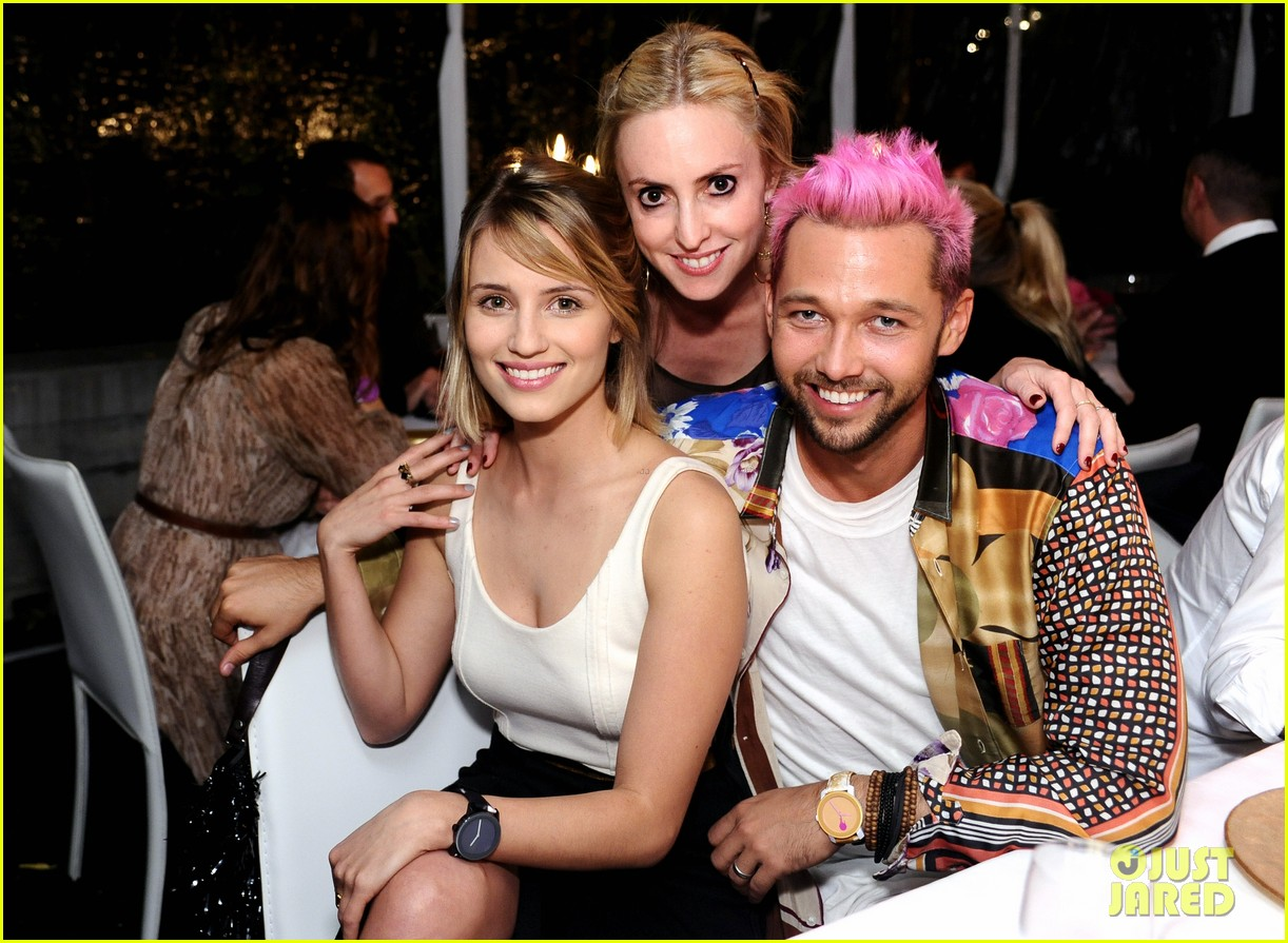 dianna agron chris benz 042599265