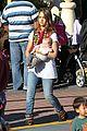 jessica alba family disneyland 06