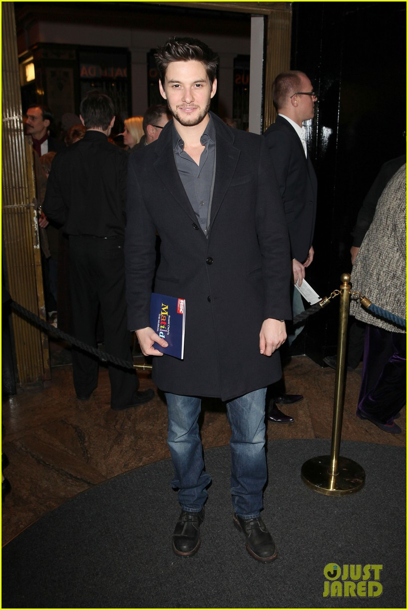 ben barnes matilda the musical 02