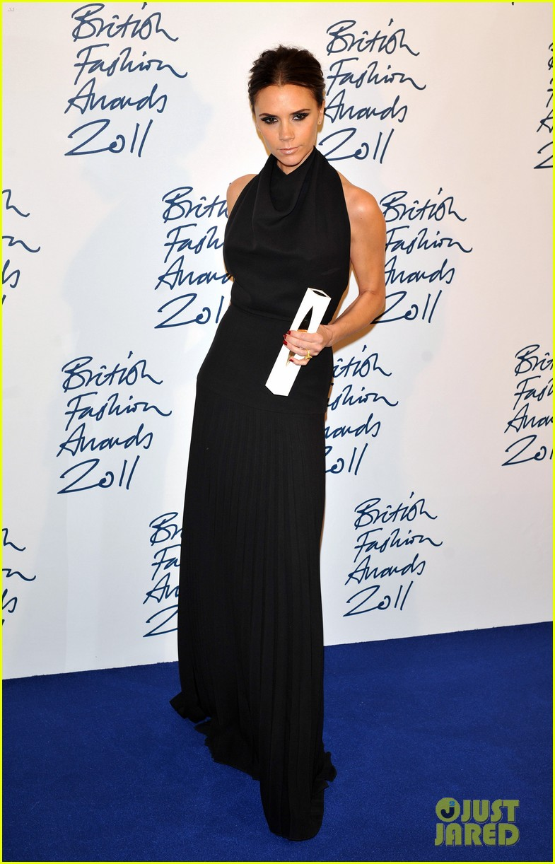 victoria beckham british fashion awards 012604619