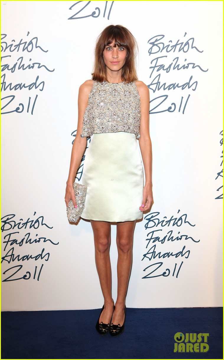 victoria beckham british fashion awards 042604622