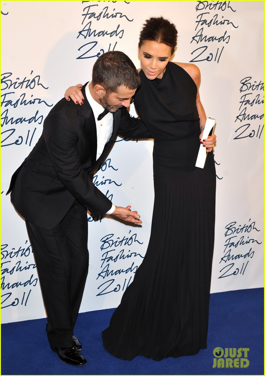 victoria beckham british fashion awards 06
