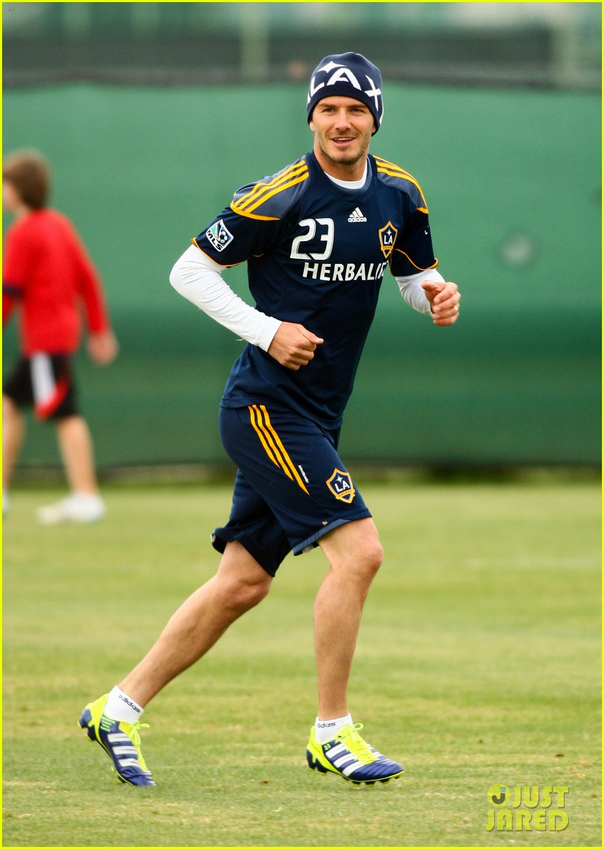 david beckham brooklyn play soccer 042599494