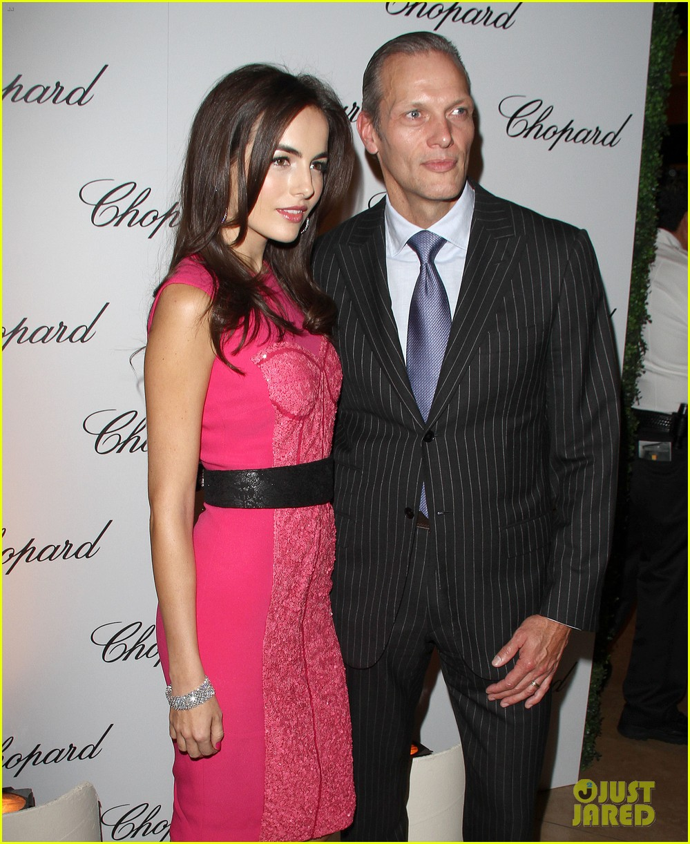 camilla belle chopard boutique opening 022601004