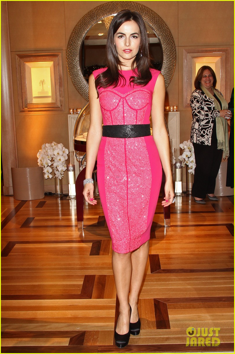 camilla belle chopard boutique opening 102601012