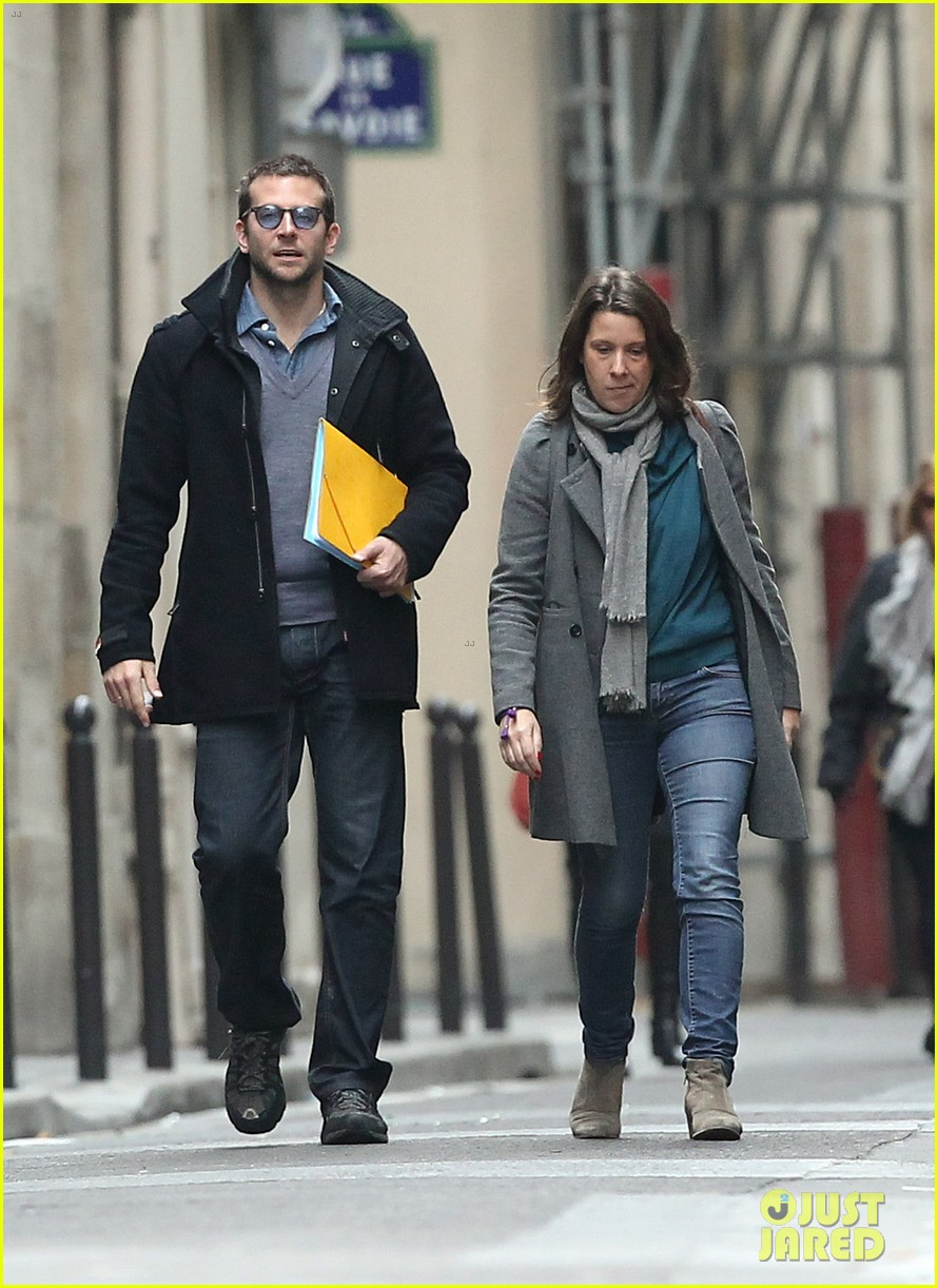 bradley cooper out and about in paris 15