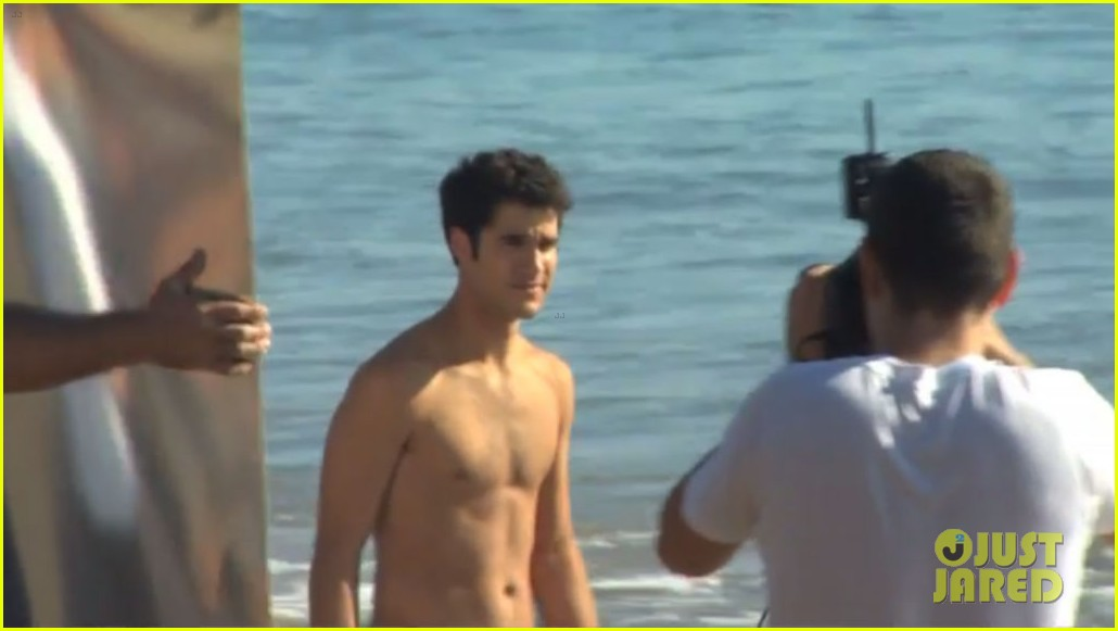 darren criss shirtless people shoot 062602132