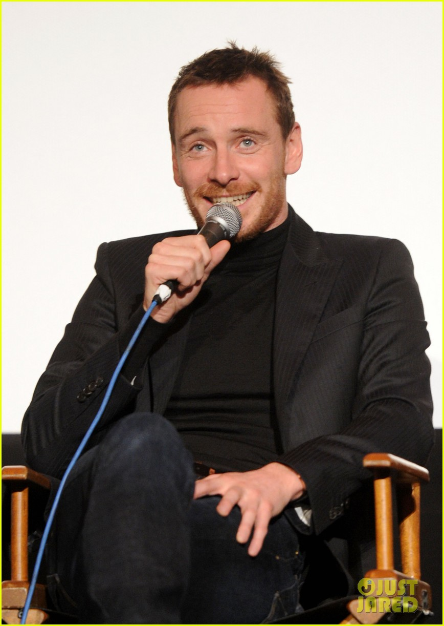 michael fassbender ewan mcgregor haywire screening 07
