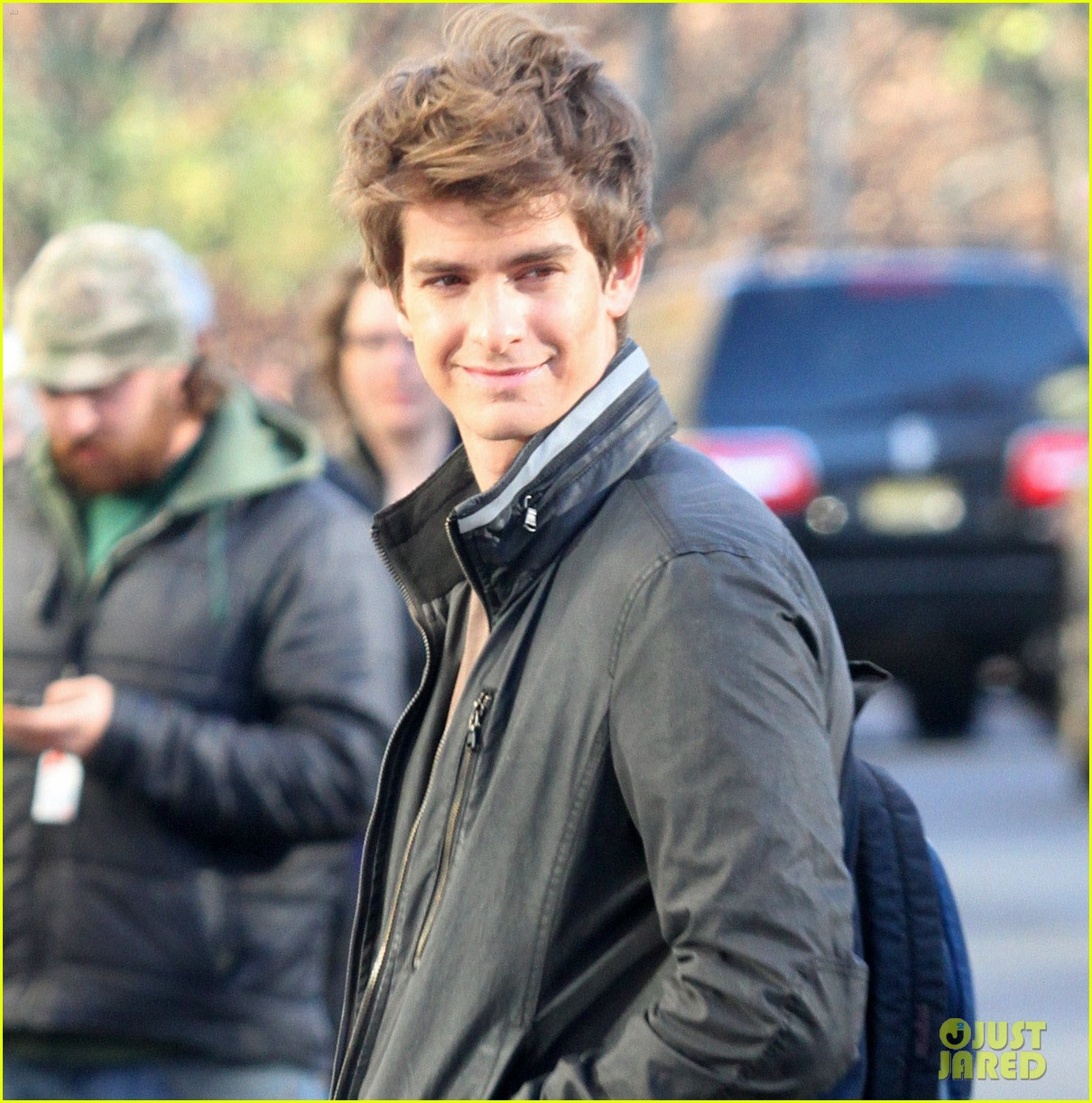andrew garfield spiderman set 042601819