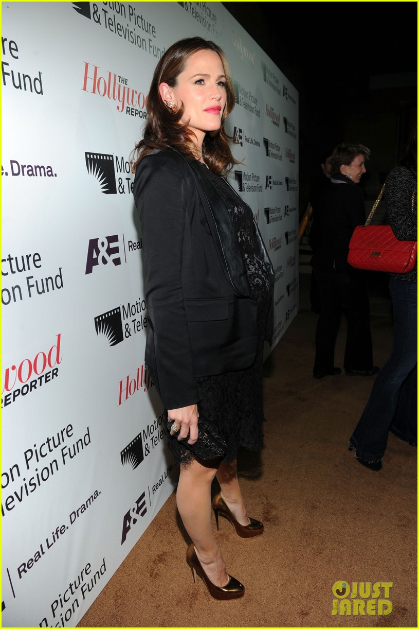 jennifer garner thr next gen event with russell brand 112597237