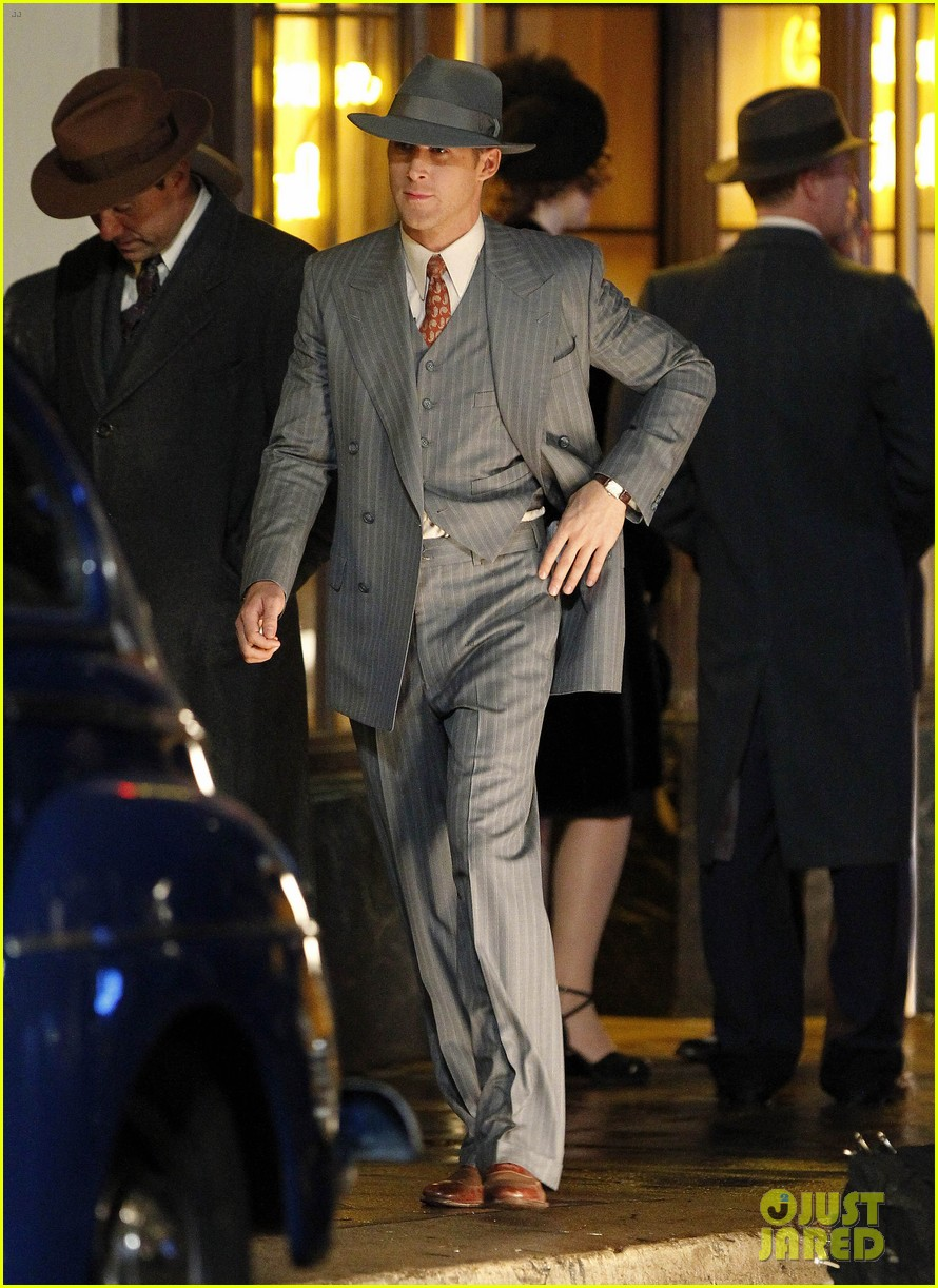 ryan gosling late night on gangster squad set 202605144