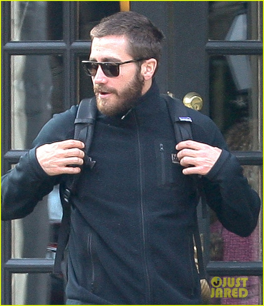 jake gyllenhaal west village 03