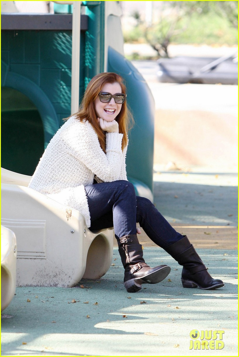 alyson hannigan park satyana 10