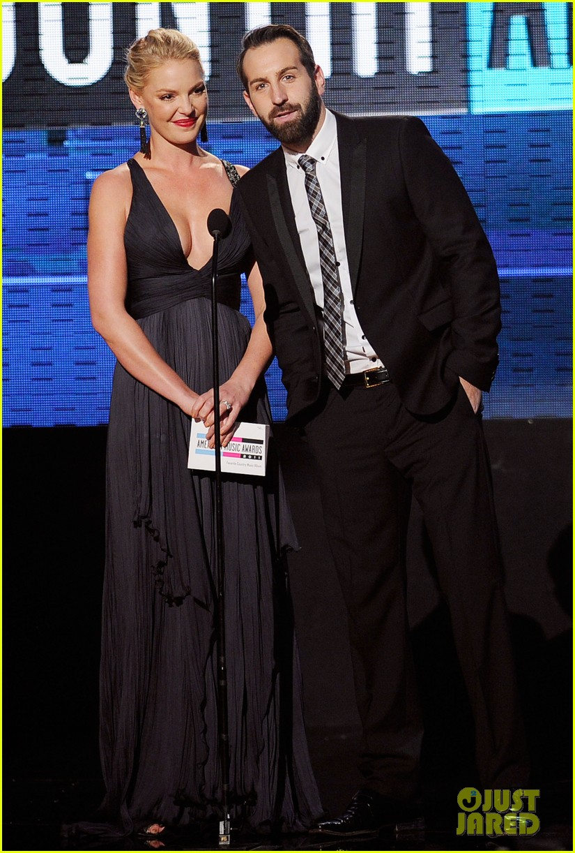 katherine heigl josh kelley amas 2011 04