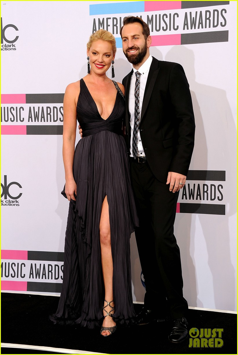 katherine heigl josh kelley amas 2011 08