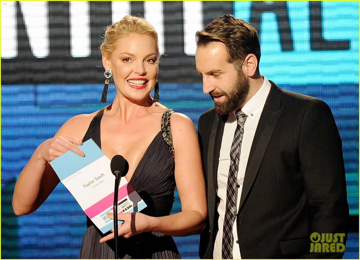 katherine heigl josh kelley amas 2011 16