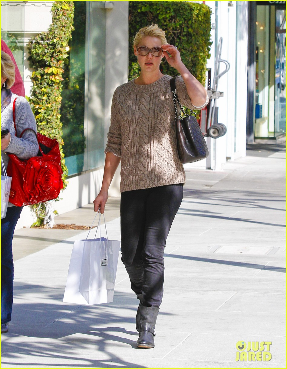 katherine heigl shopping mom dad 22